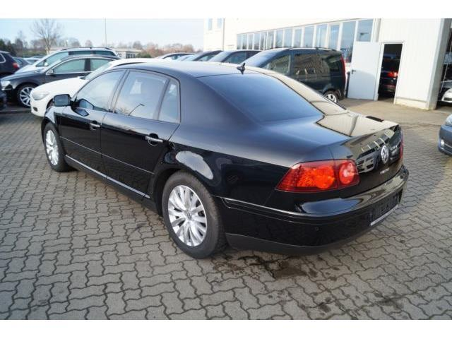 gebraucht v6 tdi 4motion leder navi dvd xenon vw phaeton 2008 km in salzgitter. Black Bedroom Furniture Sets. Home Design Ideas