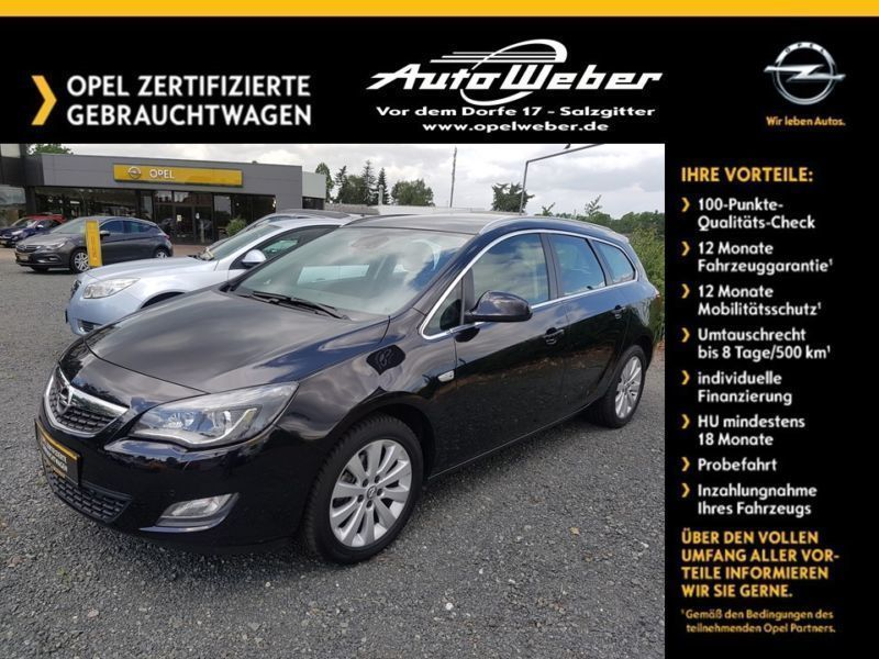 verkauft opel astra sports tourer j in gebraucht 2011 km in salzgitter. Black Bedroom Furniture Sets. Home Design Ideas