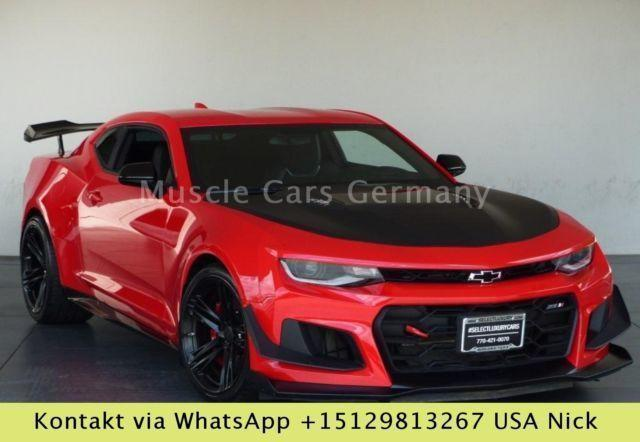 verkauft chevrolet camaro 6 2l v8 zl1 gebraucht 2018 4. Black Bedroom Furniture Sets. Home Design Ideas