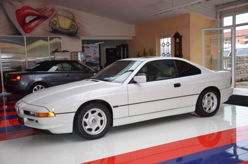 840 gebrauchte bmw 840 kaufen 34 g nstige autos zum verkauf. Black Bedroom Furniture Sets. Home Design Ideas
