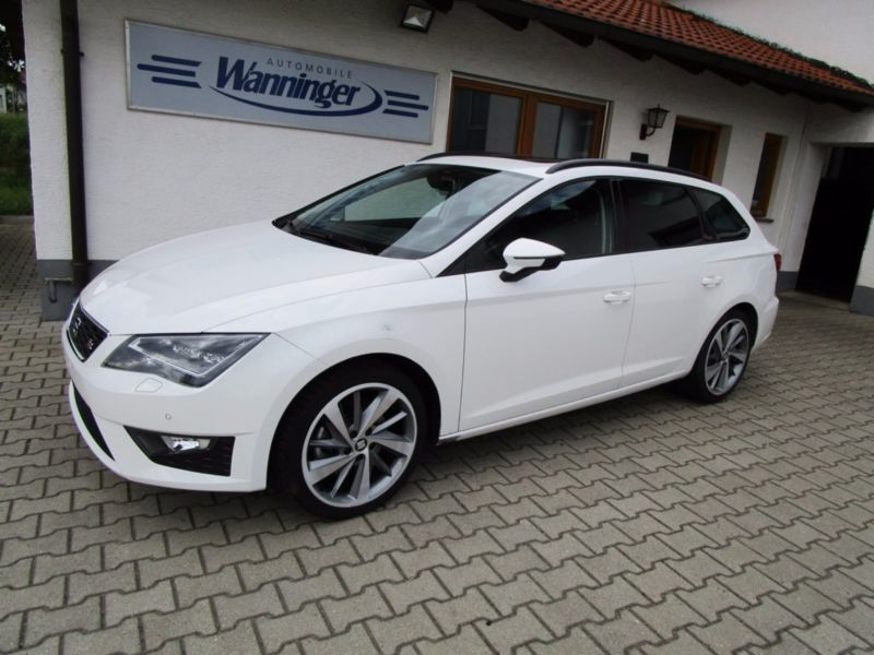 verkauft seat leon st 1 8 tsi fr navi gebraucht 2016 km in erfurt. Black Bedroom Furniture Sets. Home Design Ideas