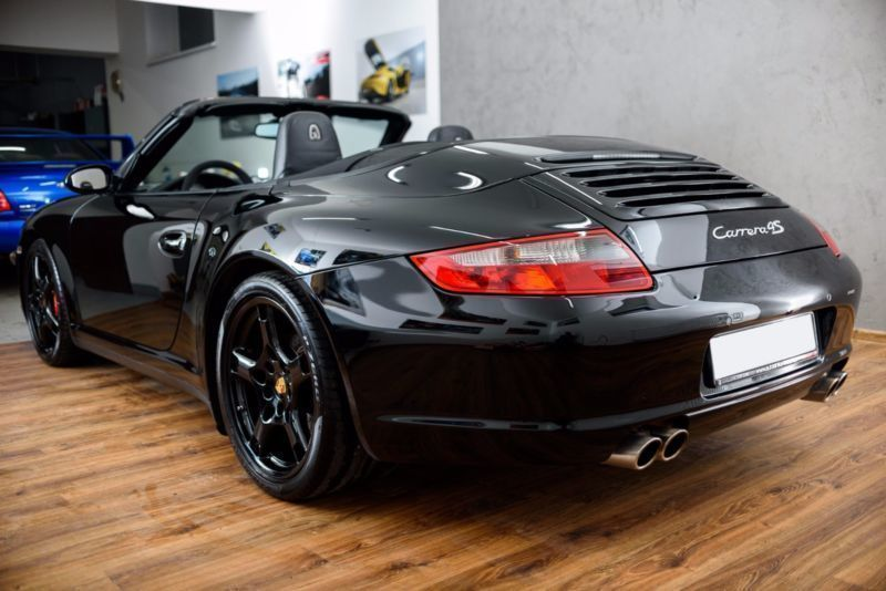 verkauft porsche 997 4s cabrio sport gebraucht 2006 150. Black Bedroom Furniture Sets. Home Design Ideas