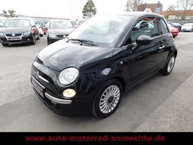 verkauft fiat 500 1 2 lounge klima pan gebraucht 2008 km in anr chte. Black Bedroom Furniture Sets. Home Design Ideas