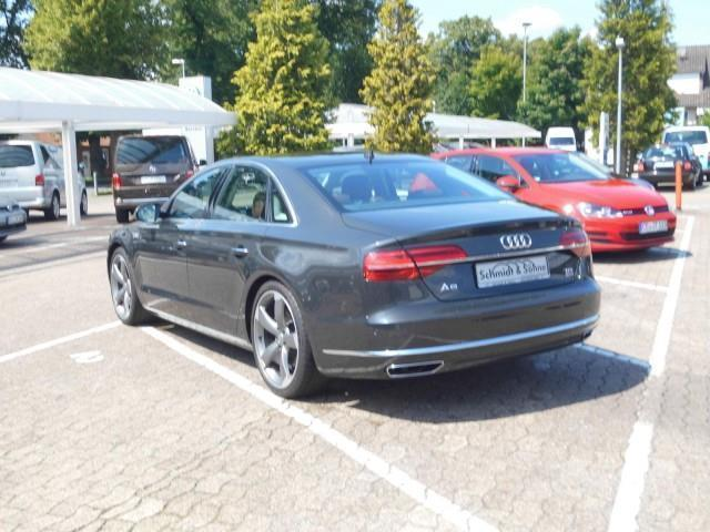 verkauft audi a8 v8 4 2 tdi quattro gebraucht 2014 km in bergen. Black Bedroom Furniture Sets. Home Design Ideas