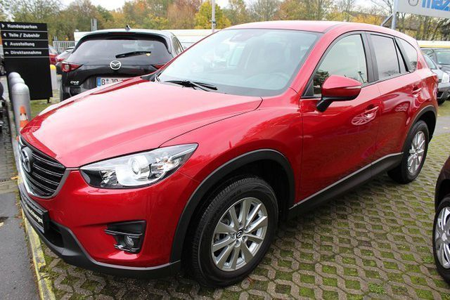 verkauft mazda cx 5 39 center line 39 gebraucht 2016 km in berlin. Black Bedroom Furniture Sets. Home Design Ideas