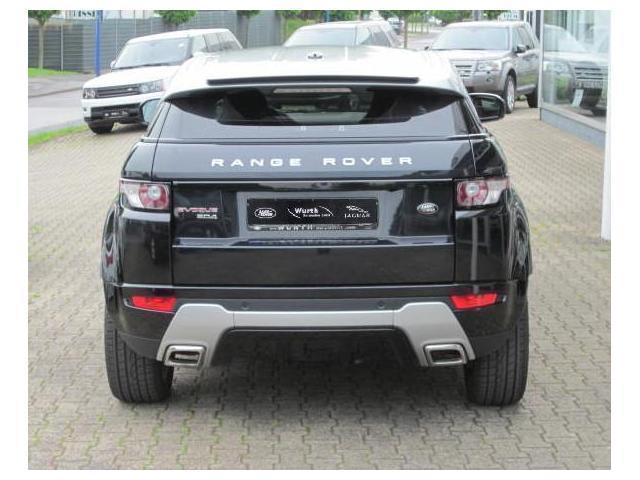 verkauft land rover range rover evoque gebraucht 2011 km in gummersbach. Black Bedroom Furniture Sets. Home Design Ideas