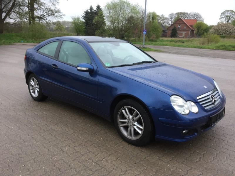 verkauft mercedes c200 c klasse sportc gebraucht 2007 km in buxtehude. Black Bedroom Furniture Sets. Home Design Ideas