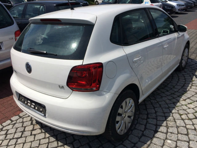 verkauft vw polo 1 4 comfortline klima gebraucht 2011 km in kassel. Black Bedroom Furniture Sets. Home Design Ideas