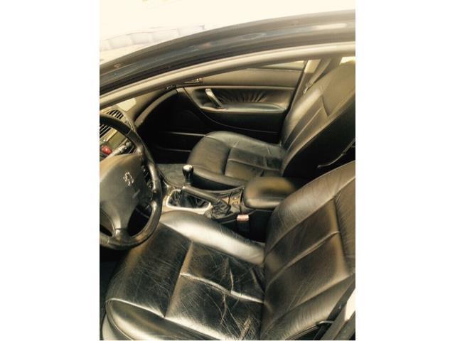 607 gebrauchte peugeot 607 kaufen 160 g nstige autos. Black Bedroom Furniture Sets. Home Design Ideas