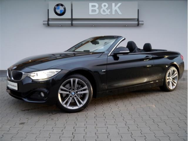 verkauft bmw 428 428i xdrive cabrio gebraucht 2016 km in detmold. Black Bedroom Furniture Sets. Home Design Ideas