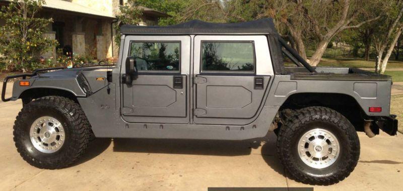 h1 gebrauchte hummer h1 kaufen 27 g nstige autos zum verkauf. Black Bedroom Furniture Sets. Home Design Ideas
