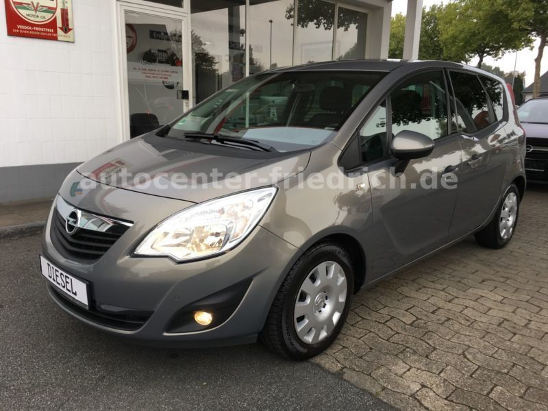 verkauft opel meriva 1 3 cdti ecoflex gebraucht 2011 km in michelstadt. Black Bedroom Furniture Sets. Home Design Ideas