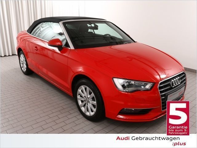 verkauft audi a3 cabriolet 1 6tdi nav gebraucht 2016. Black Bedroom Furniture Sets. Home Design Ideas