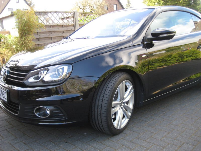 verkauft vw eos 2 0 tsi dsg cup gebraucht 2014 km in buchholz. Black Bedroom Furniture Sets. Home Design Ideas