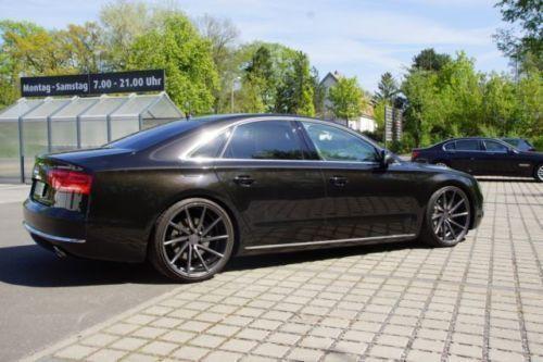 Verkauft Audi A8 42 Tdi Dpf Design Se Gebraucht 2012 105000 Km