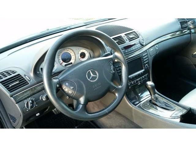 verkauft mercedes e55 amg amg klasse gebraucht 2004 km in berlin. Black Bedroom Furniture Sets. Home Design Ideas