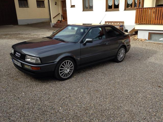 verkauft audi quattro coupe abt c5 20v gebraucht 1989 km in freiburg. Black Bedroom Furniture Sets. Home Design Ideas