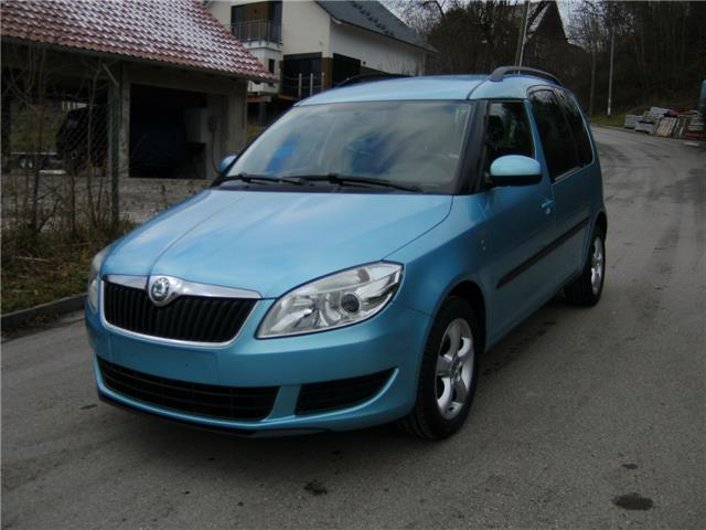 verkauft skoda roomster 1 2 tsi family gebraucht 2012 km in tafertshofen. Black Bedroom Furniture Sets. Home Design Ideas