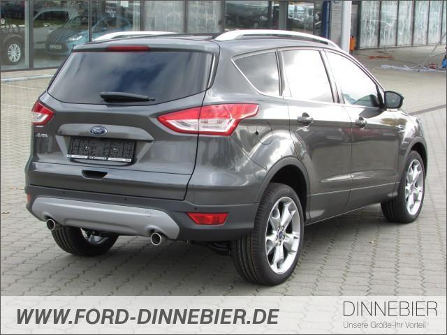 verkauft ford kuga titanium gebraucht 2015 km in. Black Bedroom Furniture Sets. Home Design Ideas