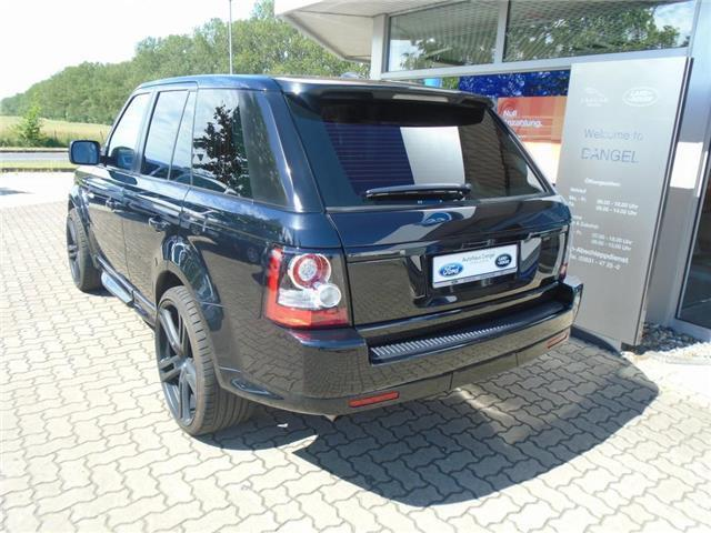 gebraucht tdv6 hse land rover range rover sport 2011 km in hamburg. Black Bedroom Furniture Sets. Home Design Ideas