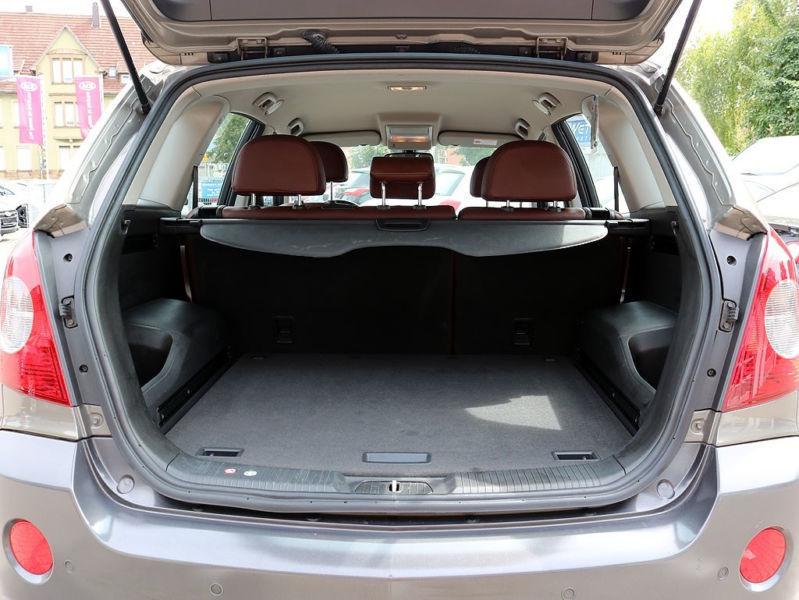 verkauft opel antara cosmo 4x4 3 2 v6 gebraucht 2007. Black Bedroom Furniture Sets. Home Design Ideas