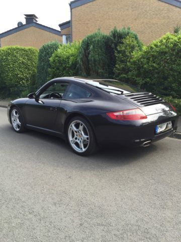 verkauft porsche 997 gebraucht 2005 km in m nster. Black Bedroom Furniture Sets. Home Design Ideas