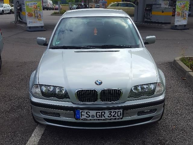 verkauft bmw 320 3er gebraucht 1998 km in. Black Bedroom Furniture Sets. Home Design Ideas
