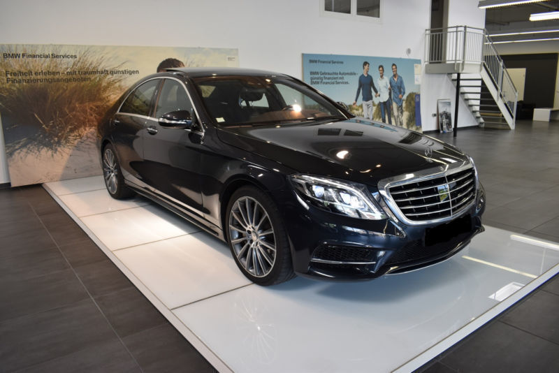 verkauft mercedes s350 s klasse lim am gebraucht 2014 km in bad bergzabern. Black Bedroom Furniture Sets. Home Design Ideas