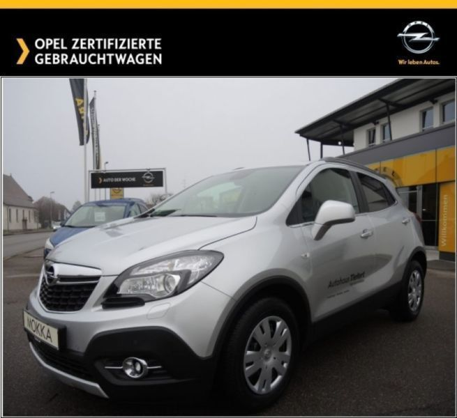 verkauft opel mokka 1 4 turbo ecoflex gebraucht 2016 km in lauchringen. Black Bedroom Furniture Sets. Home Design Ideas