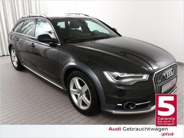 gebraucht Audi A6 Allroad A6 allroad 3.0TDi LED/AHK/BOSE/ACC (Navi Xenon)