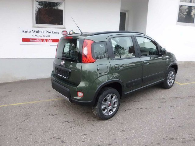 verkauft fiat panda 4x4 4x4 rock allra gebraucht 2015 6. Black Bedroom Furniture Sets. Home Design Ideas
