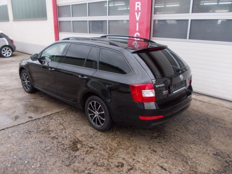 verkauft skoda octavia combi active kl gebraucht 2015 km in raesfeld. Black Bedroom Furniture Sets. Home Design Ideas
