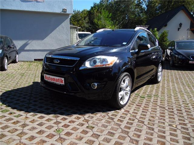 verkauft ford kuga 2 5 4x4 aut titani gebraucht 2010 km in singen. Black Bedroom Furniture Sets. Home Design Ideas