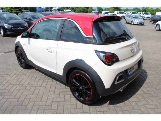 gebraucht s 1 4 110kw 6g s opel adam rocks 2016 km in buchen. Black Bedroom Furniture Sets. Home Design Ideas