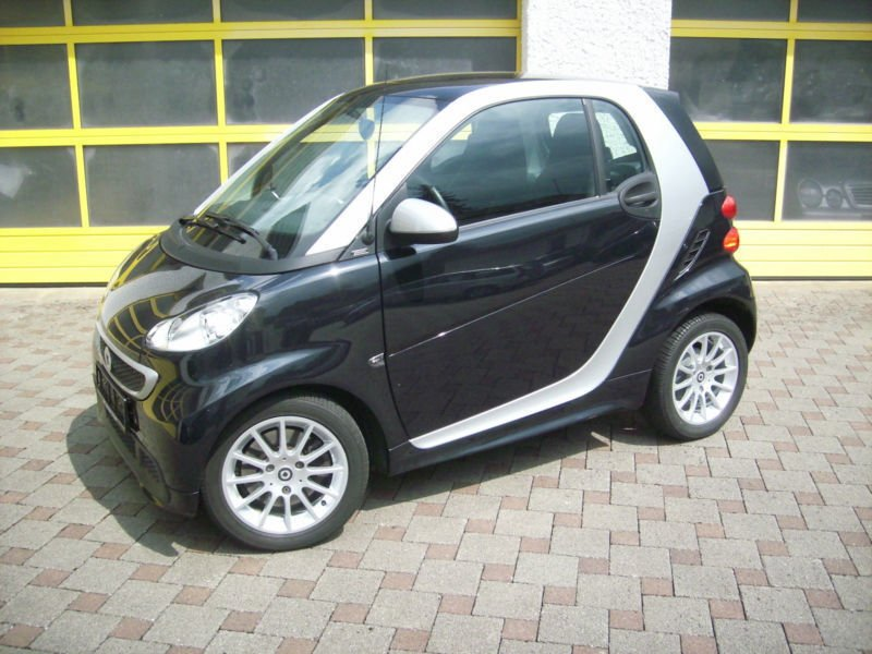 verkauft smart fortwo coup mhd gebraucht 2009 km in g ppingen. Black Bedroom Furniture Sets. Home Design Ideas