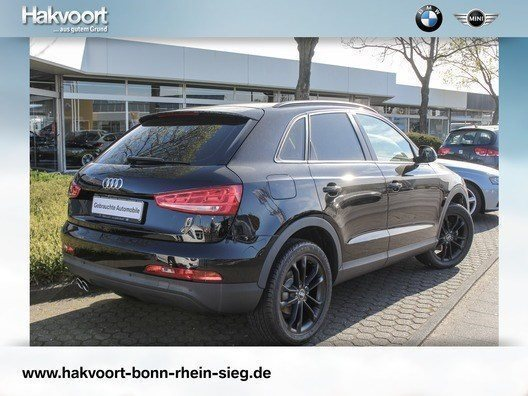 verkauft audi q3 2 0 tdi gebraucht 2012 km in st. Black Bedroom Furniture Sets. Home Design Ideas