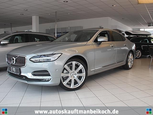 gebraucht d5 awd inscription geartronic navi led volvo s90 2016 km in ahrensfelde. Black Bedroom Furniture Sets. Home Design Ideas