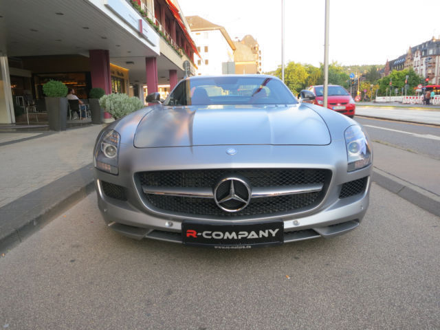 verkauft mercedes sls amg coupe amg 46 gebraucht 2010 km in bad waldsee. Black Bedroom Furniture Sets. Home Design Ideas