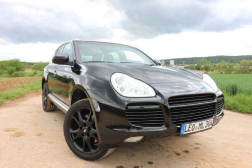 verkauft porsche cayenne turbo gebraucht 2004 km in hamburg. Black Bedroom Furniture Sets. Home Design Ideas
