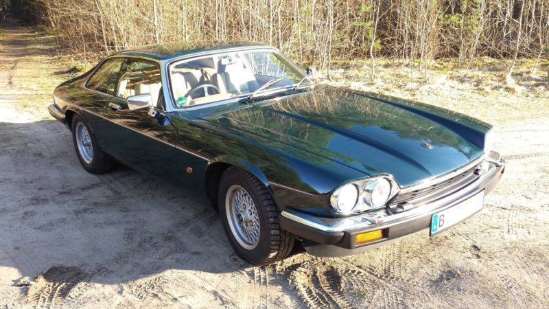 xjs gebrauchte jaguar xjs kaufen 135 g nstige autos zum verkauf. Black Bedroom Furniture Sets. Home Design Ideas