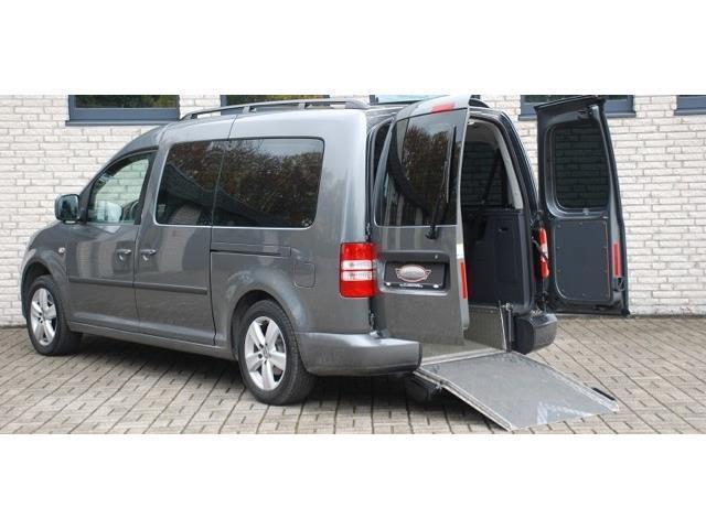 verkauft vw caddy maxi rollstuhl passi gebraucht 2012 km in beckum. Black Bedroom Furniture Sets. Home Design Ideas