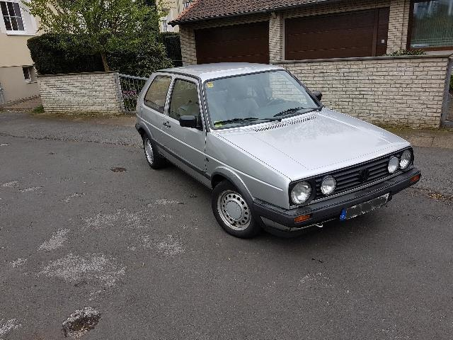 verkauft vw golf ii gtd td llk 1 hand gebraucht 1990 km in bielefeld. Black Bedroom Furniture Sets. Home Design Ideas