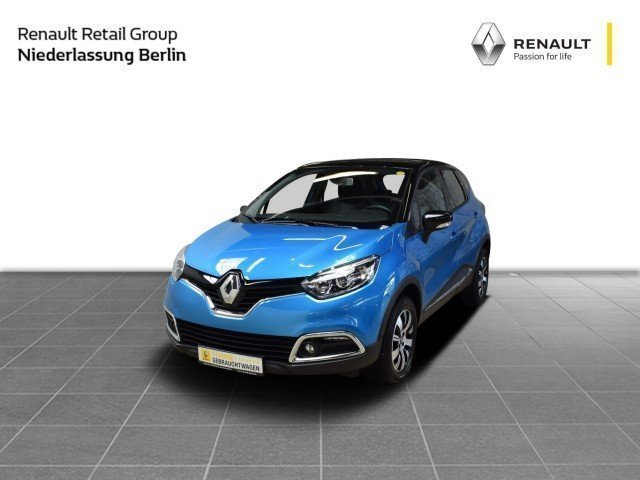 verkauft renault captur 1 5 dci 90 eco gebraucht 2016 km in berlin. Black Bedroom Furniture Sets. Home Design Ideas