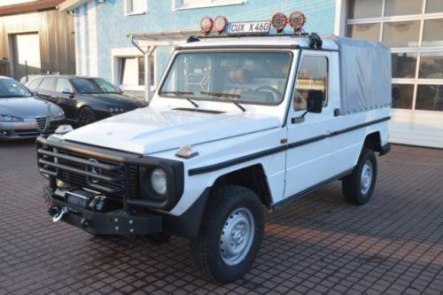 verkauft mercedes g290 pickup seilwin gebraucht 1994 km in hagen im bremischen. Black Bedroom Furniture Sets. Home Design Ideas
