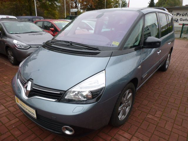 gebraucht Renault Espace Grand Edition 25th dCi 175 Automatik