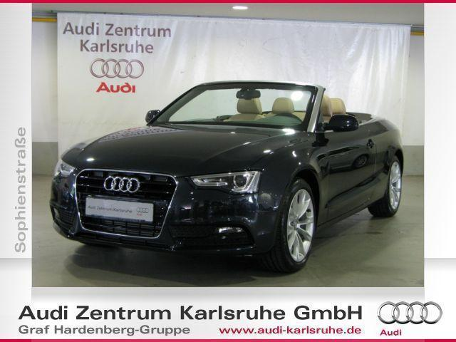 verkauft audi a5 cabriolet benzin gebr gebraucht 2013 km in karlsruhe. Black Bedroom Furniture Sets. Home Design Ideas