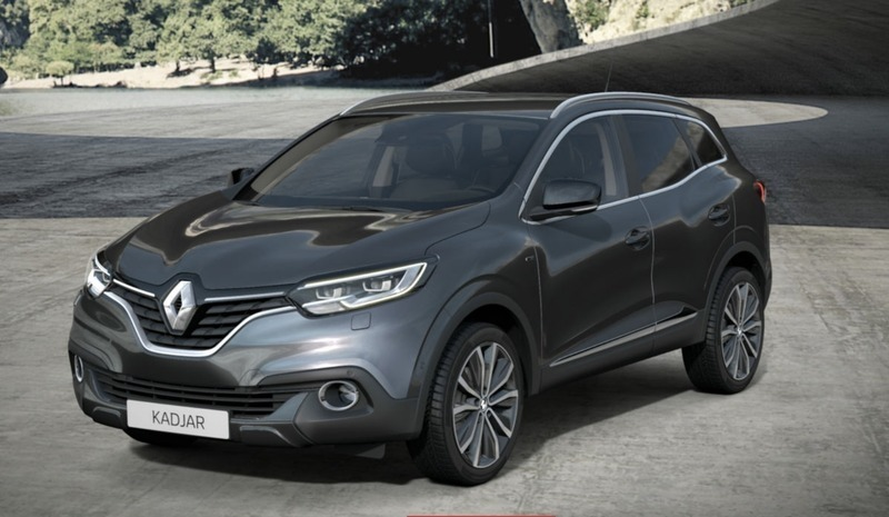verkauft renault kadjar bose edition e gebraucht 2016 7. Black Bedroom Furniture Sets. Home Design Ideas