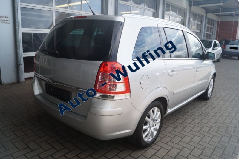 verkauft opel zafira b 1 6 111 jahre 7 gebraucht 2011 km in lohne. Black Bedroom Furniture Sets. Home Design Ideas