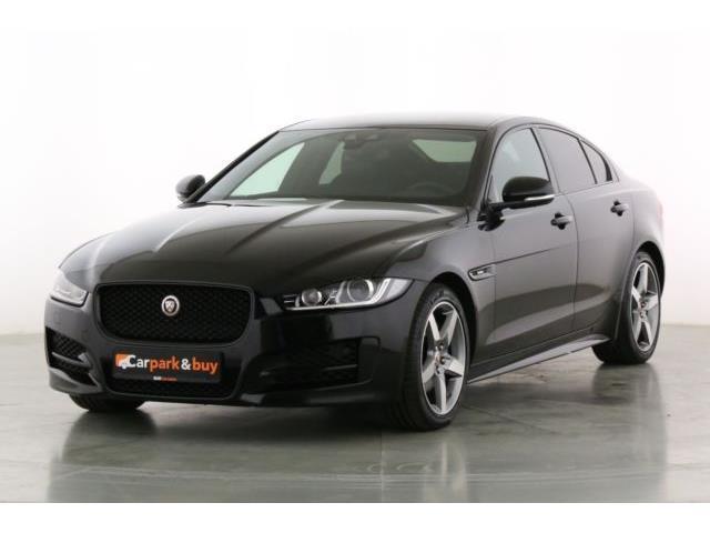 verkauft jaguar xe 20d r sport navi xe gebraucht 2016. Black Bedroom Furniture Sets. Home Design Ideas