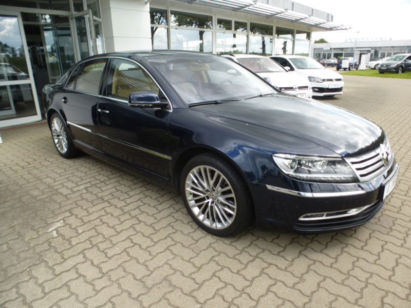 gebraucht v6 tdi 4motion vw phaeton 2012 km in malchin. Black Bedroom Furniture Sets. Home Design Ideas